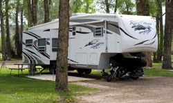 RV Sites - Cottonwoods - Gunnison