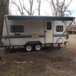 Tall Texan Retro RV for Rent